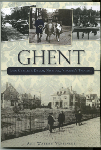 Cover art - Ghent by Amy Waters Yarsinske