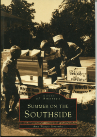 Cover art - Summer on the Southside by Amy Waters Yarsinske