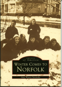 Cover Art - Winter Comes to Norfolk by Amy Waters Yarsinske