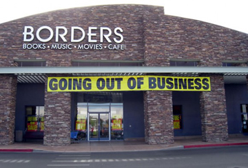BORDERS CLOSED